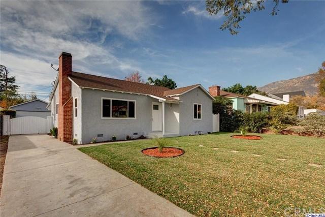 1391 Coolidge Ave, Pasadena, CA