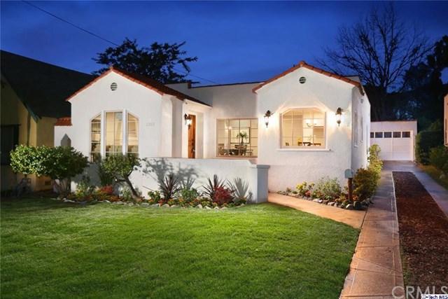 1267 Sonora Ave, Glendale CA 91201