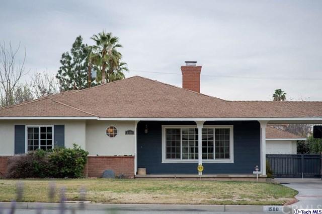 1500 Loganrita Ave, Arcadia, CA