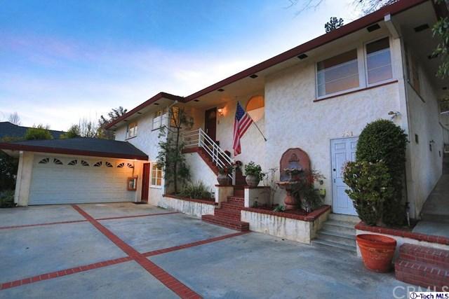 781 Linda Vista Ave, Pasadena, CA