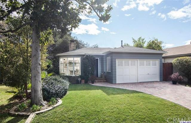 1710 Willow Dr, Glendale CA 91208