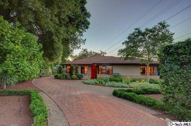 3312 Thorndale Rd, Pasadena, CA
