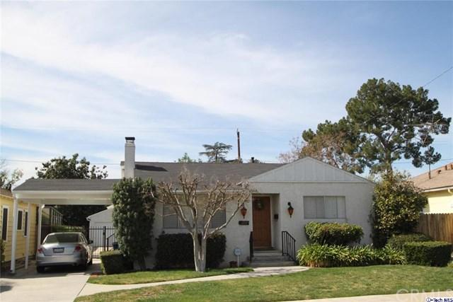 1107 N Pass Ave, Burbank, CA