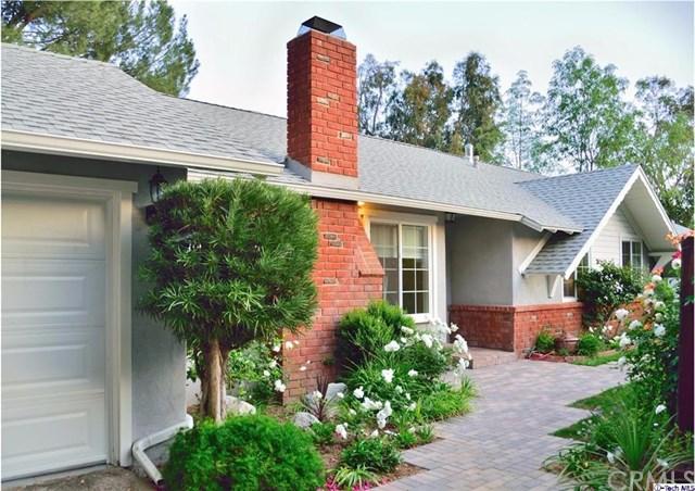 5138 Redwillow Ln, La Canada Flintridge, CA