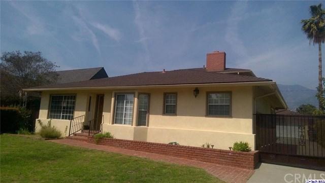 2505 Lambert Dr, Pasadena, CA