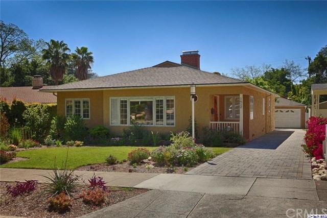 1612 Camulos Ave, Glendale, CA