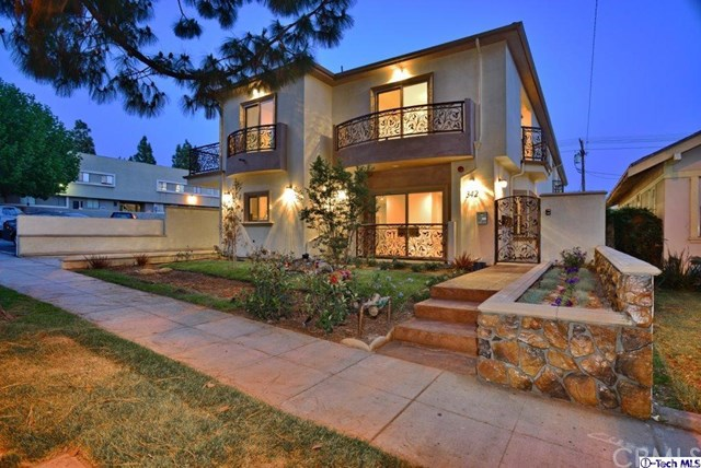 342 E Tujunga Ave #APT 102, Burbank, CA