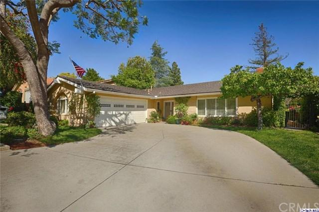 3164 Beaudry Ter, Glendale CA 91208