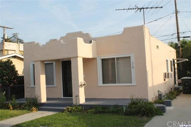 1116 E Lomita Ave, Glendale, CA