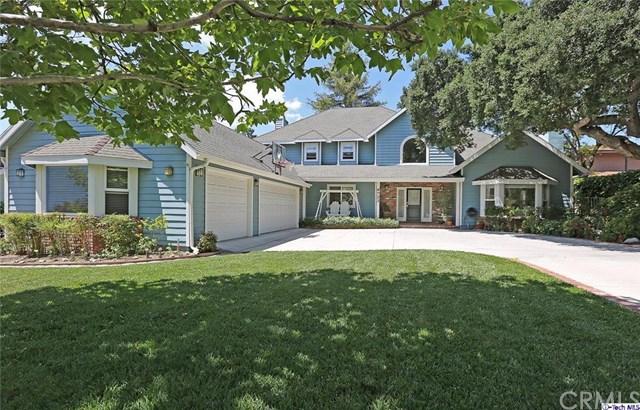 4723 Castle Rd, La Canada Flintridge, CA