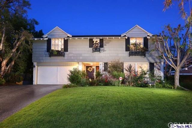 1646 Ard Eevin Ave, Glendale, CA