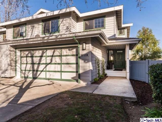 1512 Creekside Ct #APT B, Pasadena, CA