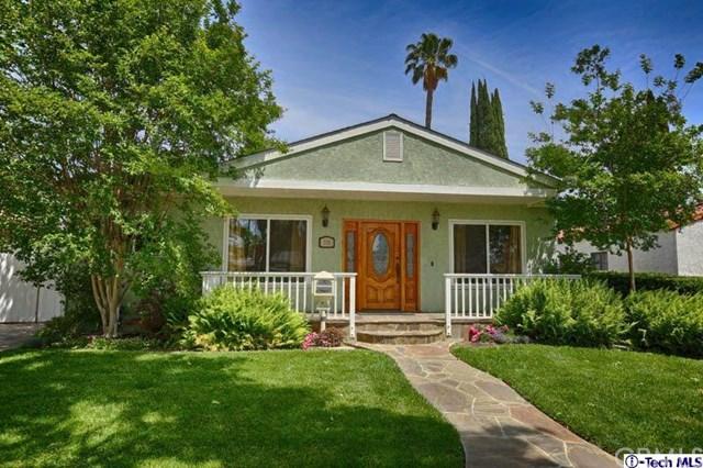 336 N Beachwood Dr, Burbank, CA