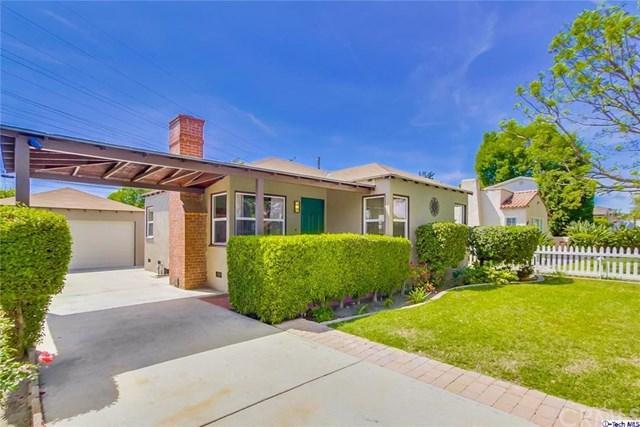 1025 N Kenwood St, Burbank, CA