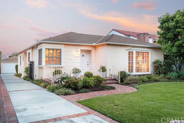 2104 E Orange Grove Blvd, Pasadena, CA