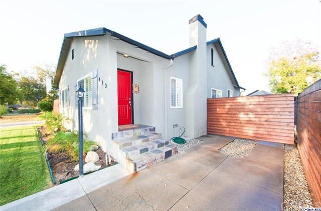 420 Del Rey Ave, Pasadena, CA