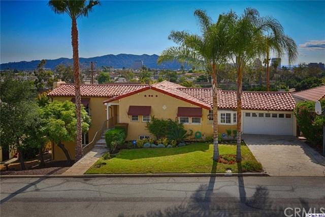 501 Woodbury Rd, Glendale, CA
