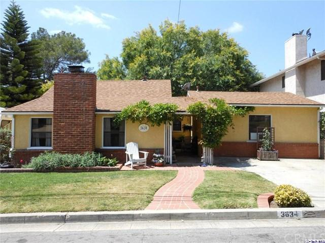 3634 4th Ave, La Crescenta, CA