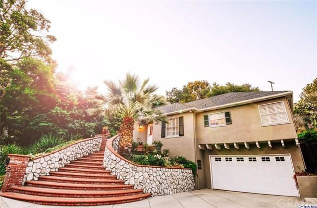 1308 Opechee Way, Glendale, CA