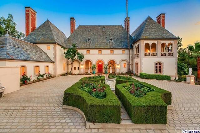 1199 Chateau Rd, Pasadena, CA 91105