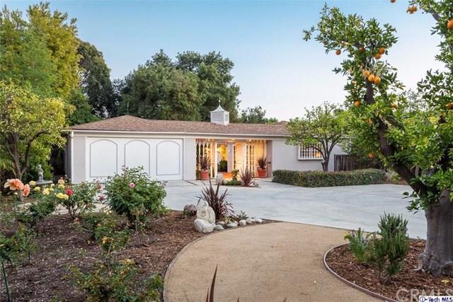 3160 San Pasqual St, Pasadena, CA 91107