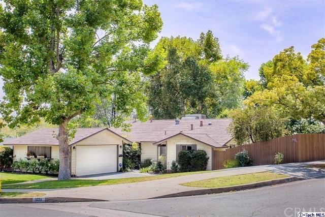 1035 Pepperhill Rd, Pasadena, CA 91107