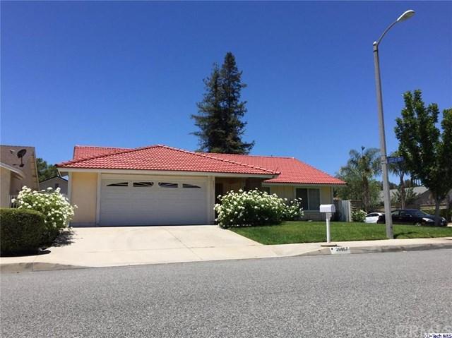 26957 Cuatro Milpas St, Valencia, CA 91354