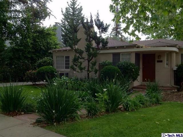 1228 Moncado Dr, Glendale, CA 91207