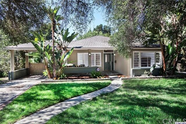 1614 El Rito Ave, Glendale, CA 91208