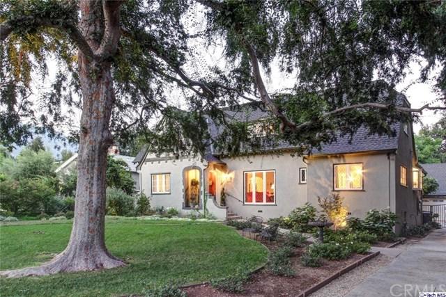 1468 N Chester Avenue, Pasadena, CA 91104