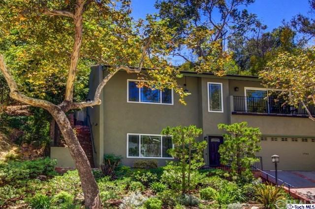 1544 La Loma Rd, Pasadena, CA 91105