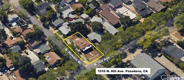 1510 N Hill Avenue, Pasadena, CA 91104
