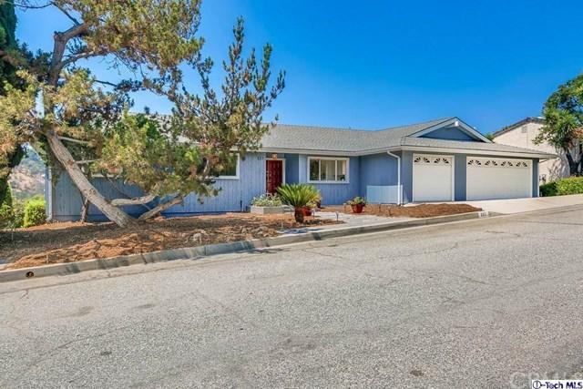 337 Camino Del Cielo, South Pasadena, CA 91030