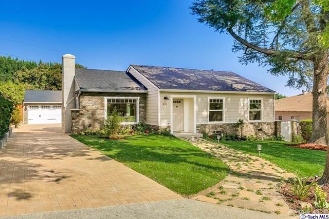 430 N Sunnyside Ave, Sierra Madre, CA 91024