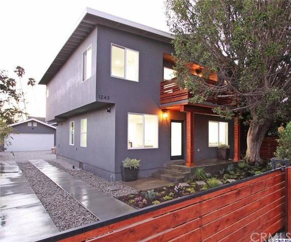 1243 N Hoover St, Los Angeles, CA 90029