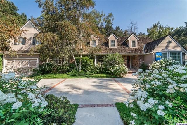 1 Berkshire Pl, La Canada Flintridge, CA 91011