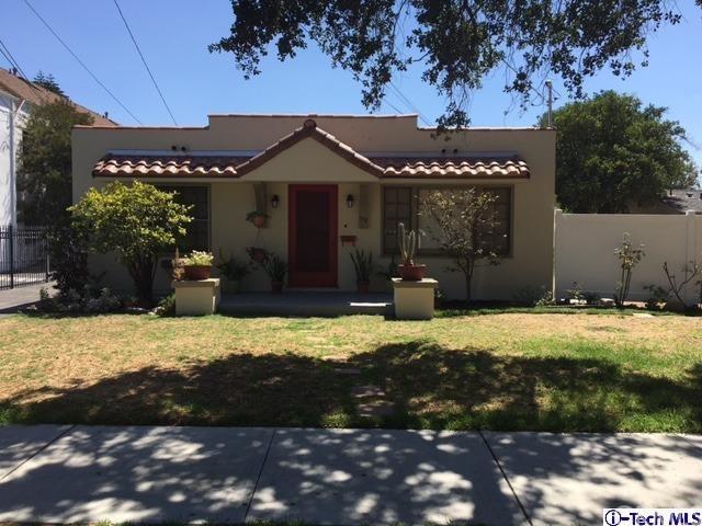 1112 E Lexington Drive, Glendale, CA 91206