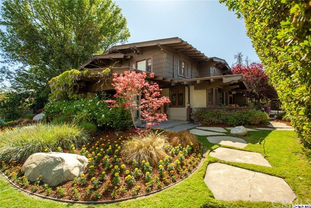 1315 S Oakland Avenue, Pasadena, CA 91106