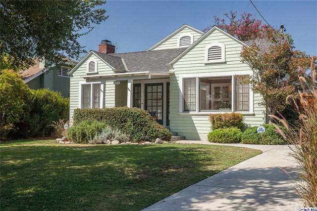 1139 N Hudson Ave, Pasadena, CA 91104