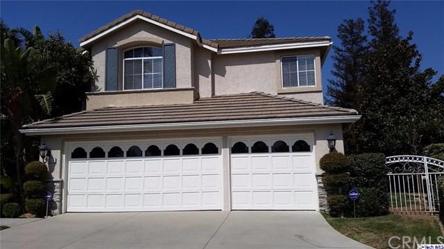 3858 Sky View Ln, Glendale, CA 91214