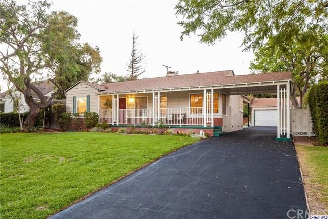 3665 Thorndale Rd, Pasadena, CA 91107