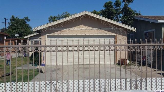 Undisclosed, Los Angeles, CA 90003