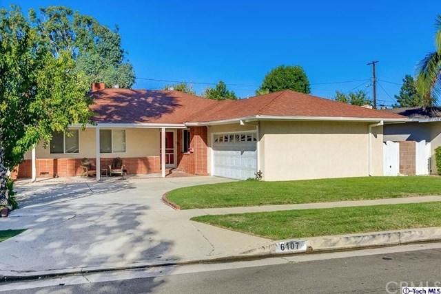 6107 Alcove Avenue, North Hollywood, CA 91606