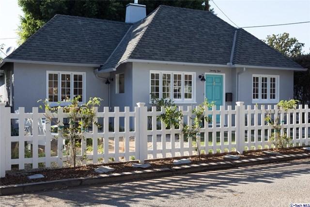 25 Oak Knoll Gardens Drive, Pasadena, CA 91106