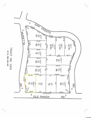 505 N Old Ranch Rd, Arcadia, CA 91007