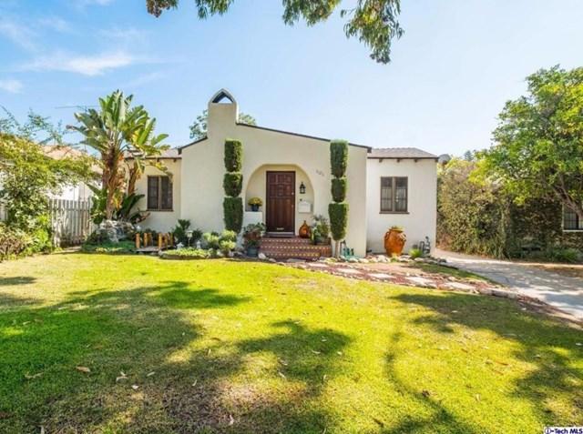 1626 Kenilworth Ave, Pasadena, CA 91103