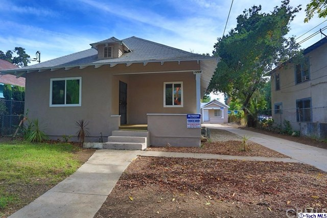 1202 N Raymond Ave, Pasadena, CA 91103