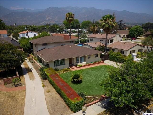 2505 Lambert Drive, Pasadena, CA 91107