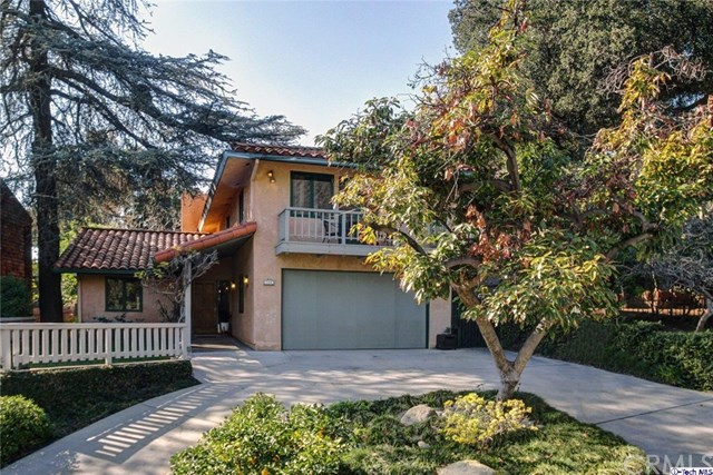 749 Canyon Crest Drive, Sierra Madre, CA 91024