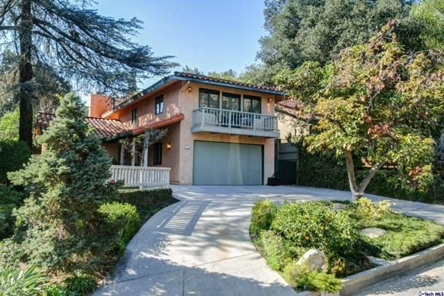 749 Canyon Crest Dr, Sierra Madre, CA 91024